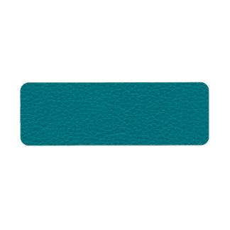 Picture of Teal Leather.