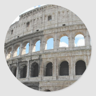 Picture of the Roman Colosseum - Colosseo Sticker