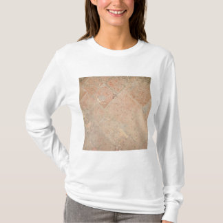 Picture of Vintage Weathered Old tiles. T-Shirt