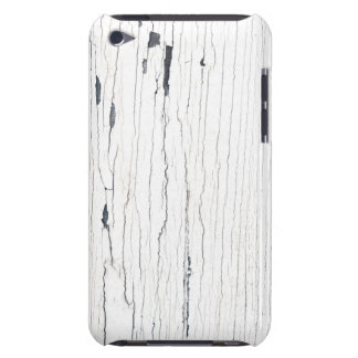Picture of White Cracked Paint. Barely There iPod Cases
