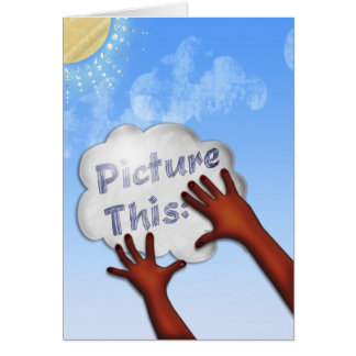 Picture This 1 (Inspire & Encourage) Greeting Card