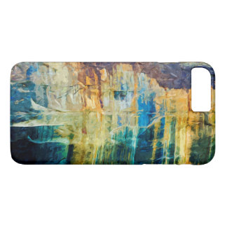 Pictured Rocks National Lakeshore Abstract iPhone 7 Plus Case