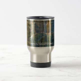 Pictured Rocks National Lakeshore Coffee Mugs
