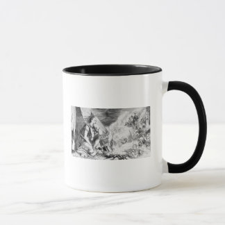 Pictures in the Fire' Mug