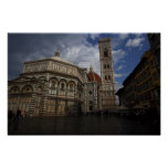 Pictures of Florence: Duomo: Poster