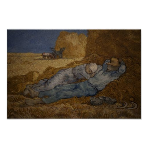 Pictures of Paris: Van Gogh at the Orsay: Poster
