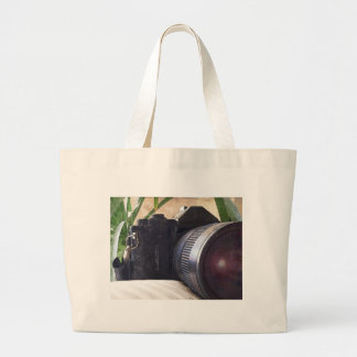 Pictures of The Past Jumbo Tote Bag