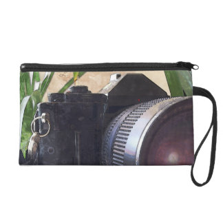 Pictures of The Past Wristlet