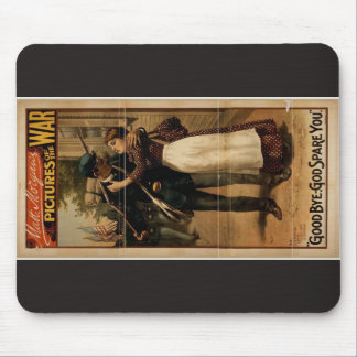 Picture's of the War, 'Good Bye, God Spare You' Mousepads