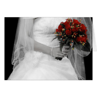 Picturesque Bridal Shower nvite Greeting Card
