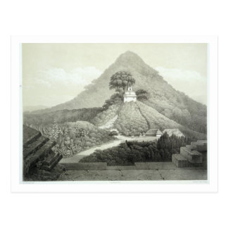 Picturesque view at the Temple of the Cross, Palen Postcard