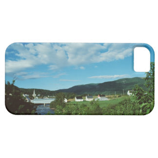 Picturesque village of St. Jean in Quebec, Case For The iPhone 5