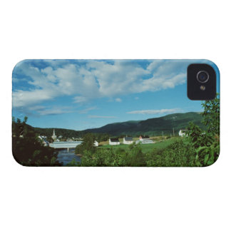 Picturesque village of St. Jean in Quebec, Case-Mate iPhone 4 Case