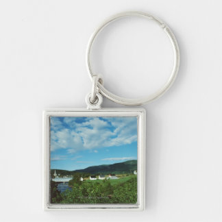 Picturesque village of St. Jean in Quebec, Key Ring