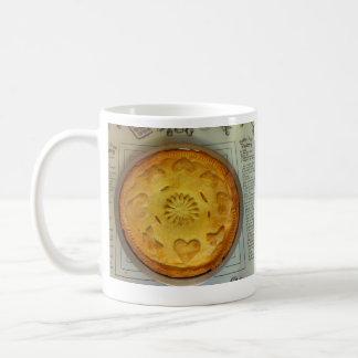 Pie Basic White Mug