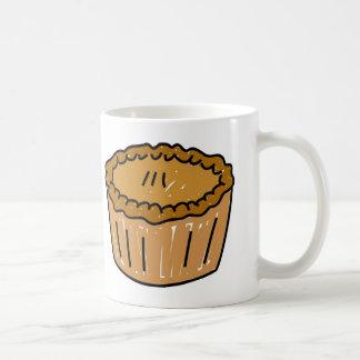 pie coffee mug