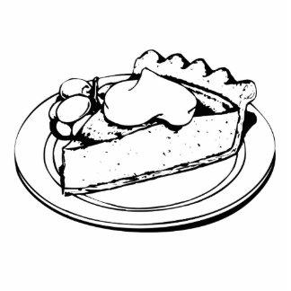 Pie Dessert Cut Out