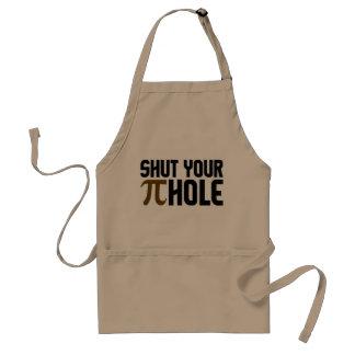 """""""PIE HOLE"""" apron - choose style & color"""