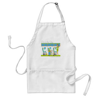 Pie in the Sky Airline Standard Apron