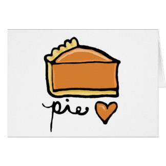 Pie Love! Card