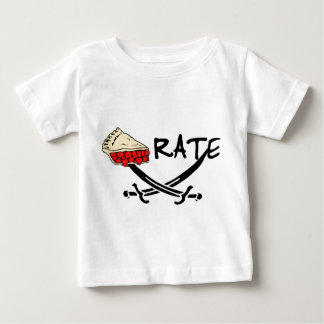 Pie-rate! Baby T-Shirt