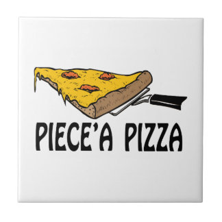 Piece A Pizza Tile