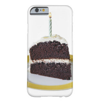 Piece of Birthday Cake Barely There iPhone 6 Case