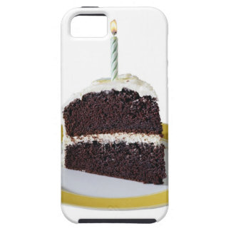 Piece of Birthday Cake Tough iPhone 5 Case