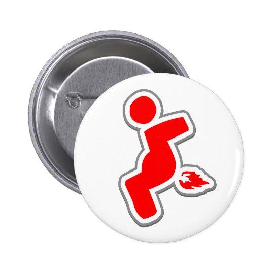 Piece of Flair ;) 6 Cm Round Badge
