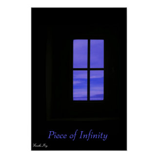 Piece of Infinity Poster
