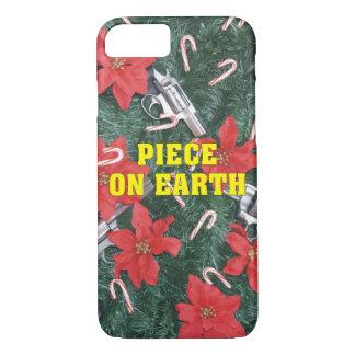 Piece On Earth Gun Christmas iPhone 7 Case