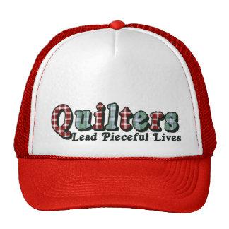 Pieceful Life Trucker Hats