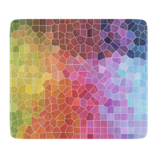Pieces of Colour Cutting Board