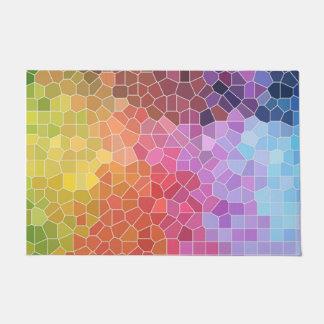 Pieces of Colour Doormat
