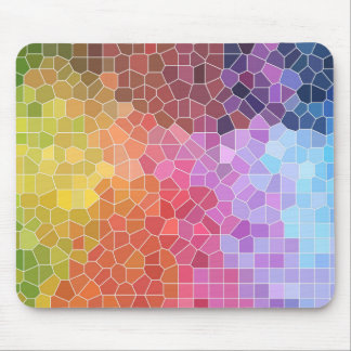 Pieces of Colour Mouse Mat