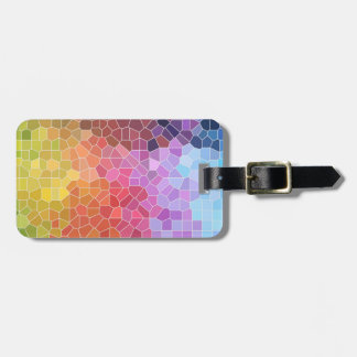 Pieces of Colour Personalized Luggage Tag