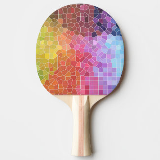 Pieces of Colour Ping Pong Paddle