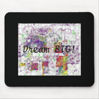 pieces of the rainbow-dream big mouse pad