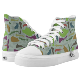 Pieces Of Unicorn High Tops