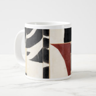 Pieces & Parts I Jumbo Mug