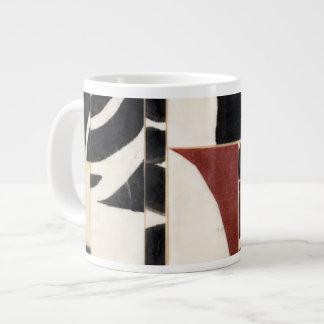 Pieces & Parts I Large Coffee Mug