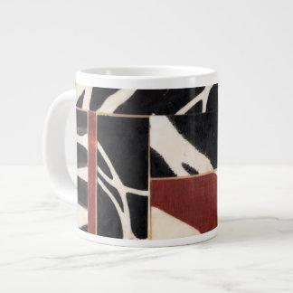 Pieces & Parts II Jumbo Mug