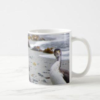 Pied Shags Coffee Mug