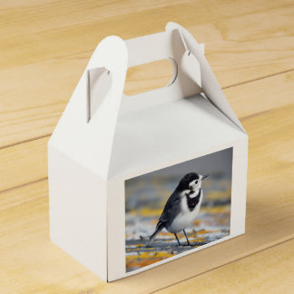 Pied Wagtail Favour Box