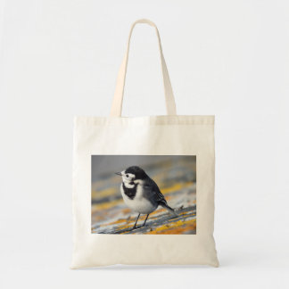 Pied Wagtail Tote