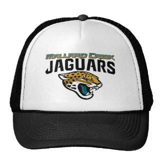 Piedmont Football Mallard Creek Jaguars Cap
