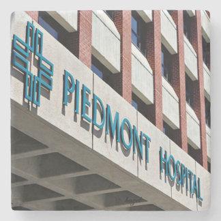 Piedmont Hospital, Atlanta, Marble Coaster Stone Beverage Coaster
