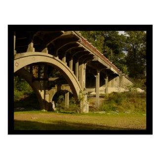 Piedmont Park Bridge Postcard