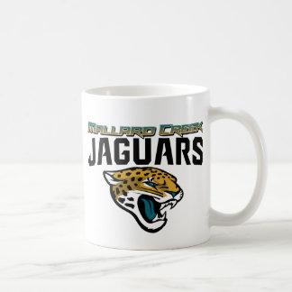Piedmont Youth Football Mallard Creek Jaguars Basic White Mug