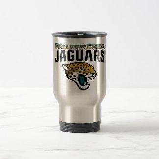 Piedmont Youth Football Mallard Creek Jaguars Stainless Steel Travel Mug